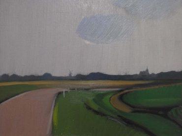 Jentsje Popma - Fries landschap