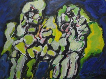 Jan Sierhuis - Twee figuren