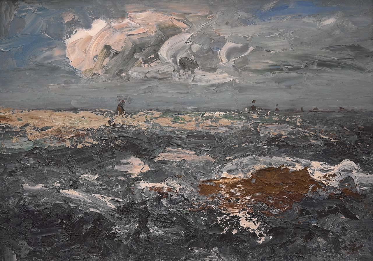 Jan Costerus - Noordzee
