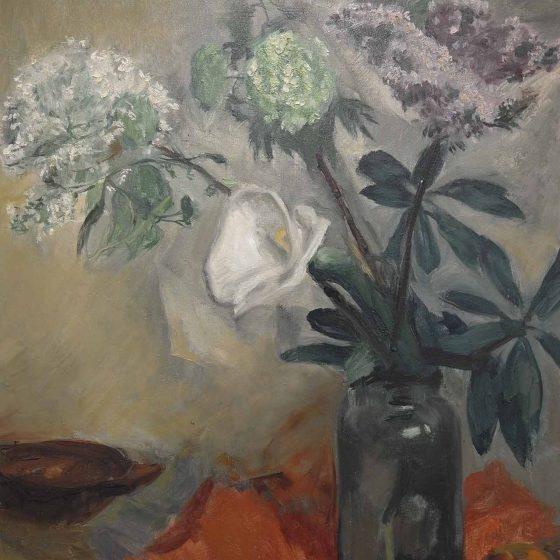 Piet van Wijngaerdt - Bloemstilleven