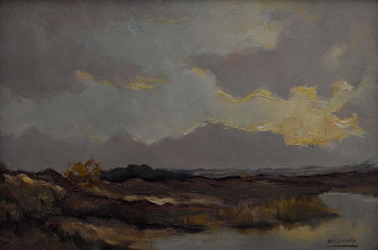 Anton Jakma - Landschap