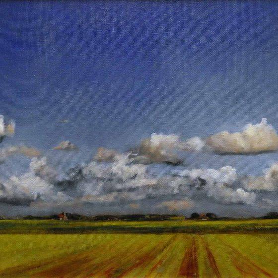 Hiske Wiersma - Fries landschap