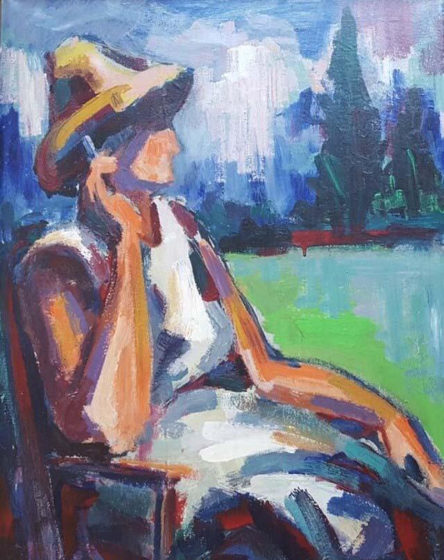 Arie Zuidersma Portret