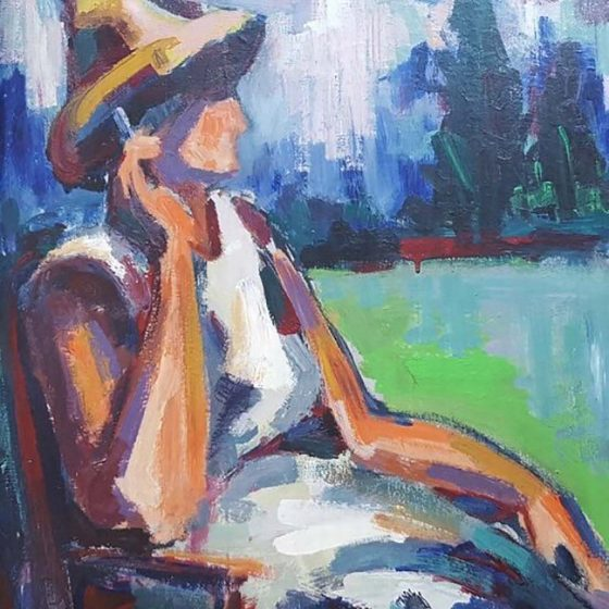 Arie Zuidersma Portret (2)