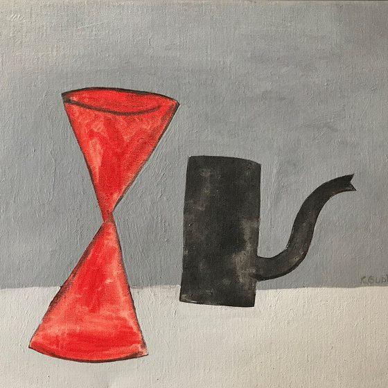 Klaas Gubbels - De rode diabolo