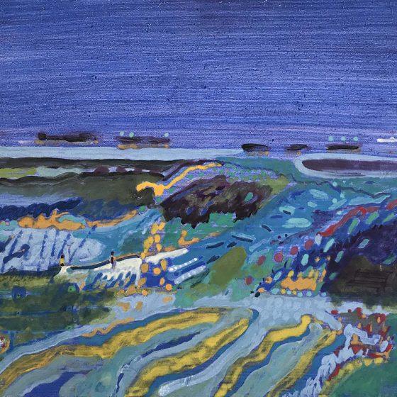 Ilse Brul - Zevenboerenpolder II - Galerie Lyts