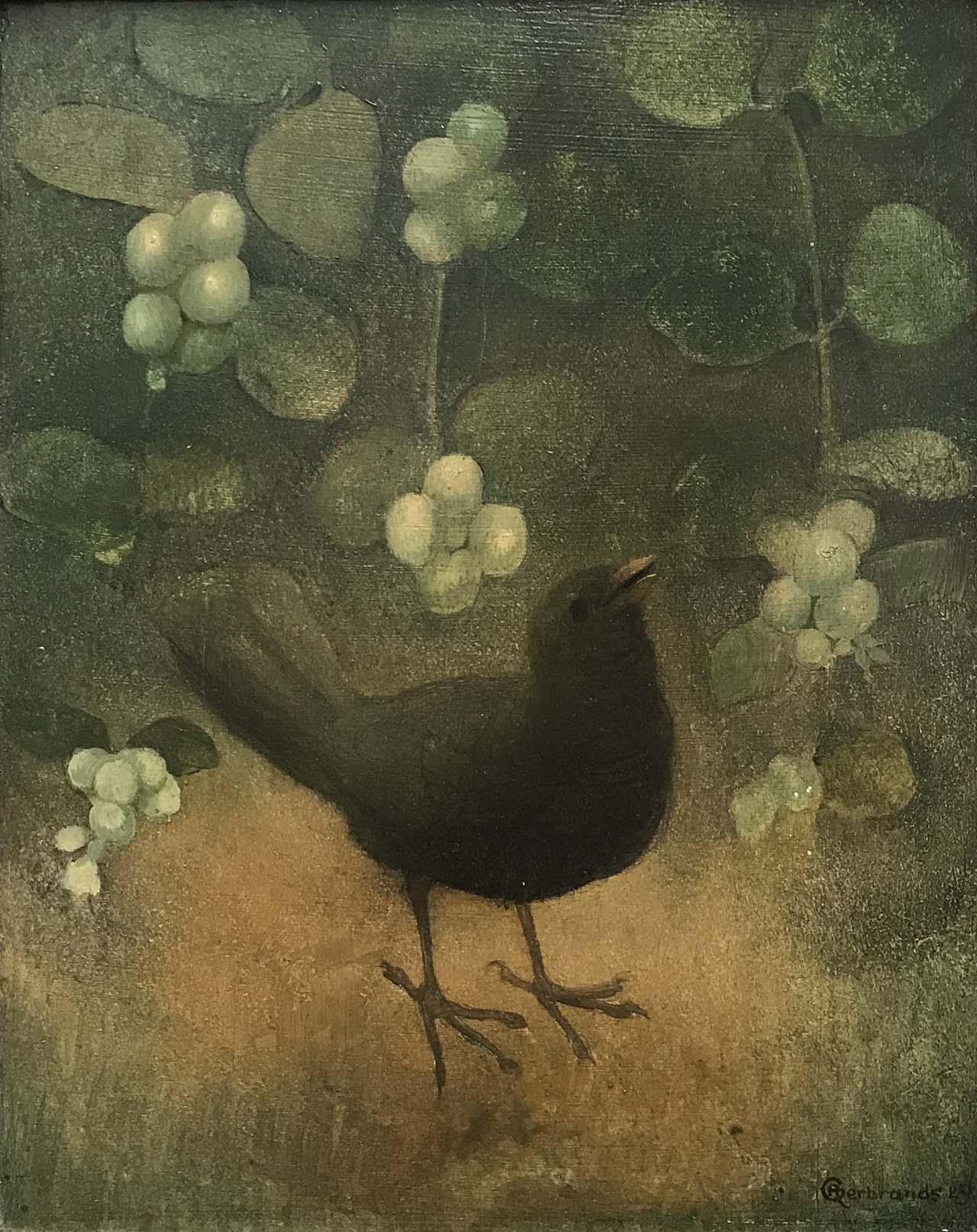 Roelf Gerbrands - Merel - Galerie Lyts
