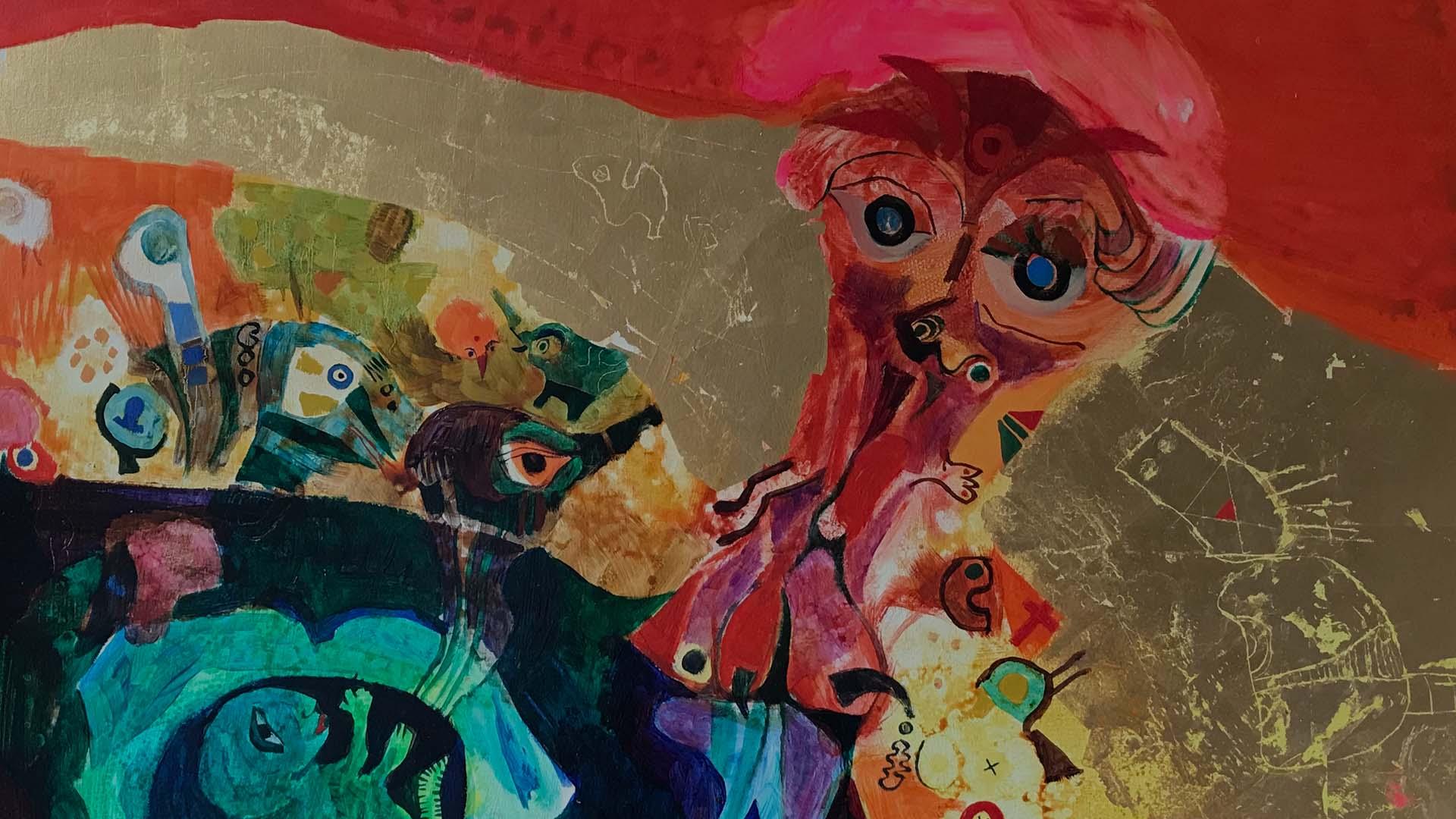 Michel van Overbeeke - Aan tafel | Galerie LYTS