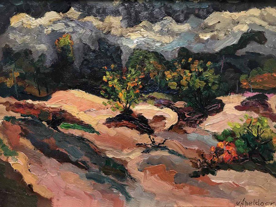 G.W. van Apeldoorn - Herfst