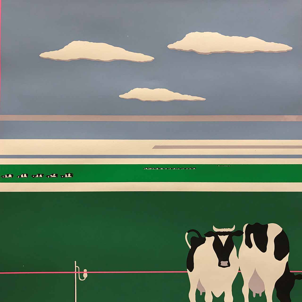 Han Jansen - Koeien