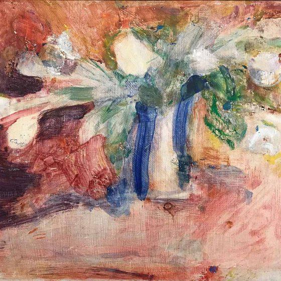 Job Hansen - Witte tulpen